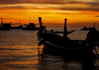ocean-boat-sunset-fishing-asia