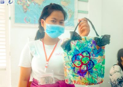 purse-multicolor-recycle-plastic-bag