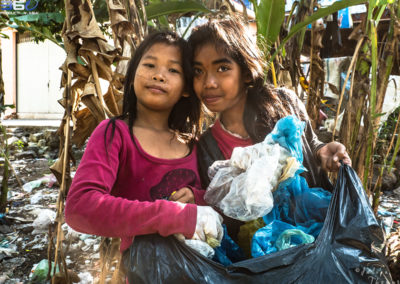 children-plastic-discarded-collection-bag