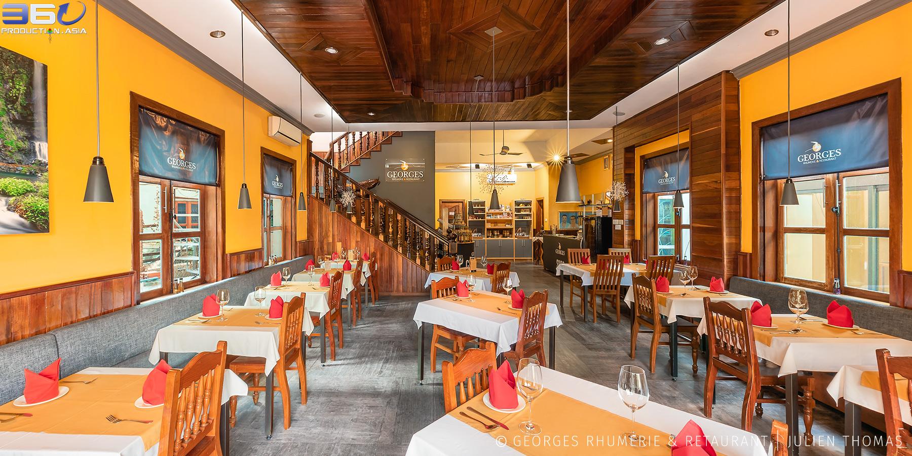 Georges Rhumerie & French Restaurant